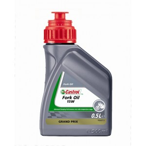 Huile de Fourche Suspension 20W Hard Castrol Fork Oil Minérale Moto Scooter (500ml) // PROMO