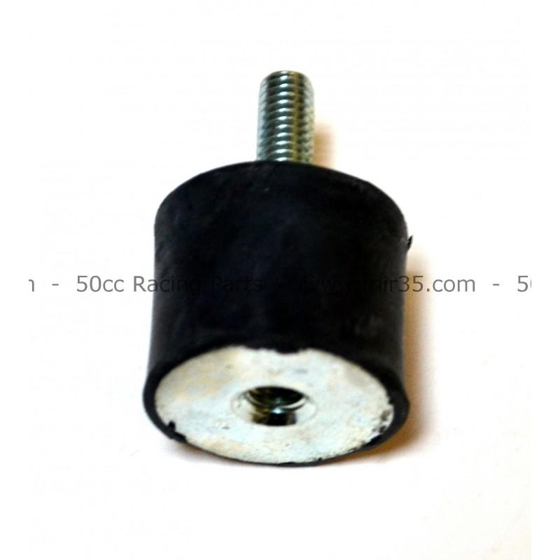 silentbloc male femelle 20x15 m6x16 m6 duret 60 shore unit sil20x15m6b 4 1. Black Bedroom Furniture Sets. Home Design Ideas