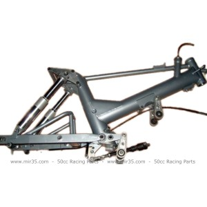 Chassis / Cadre Jawa G1-G2 Mob Course Tetra Box Complet