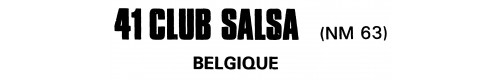 CLUB SALSA 1994 NM63 (BELG.)