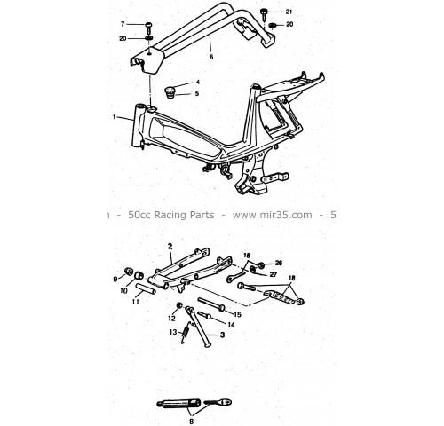 xiliary Enlee 3D Autocollants de Protection de Cadre de v/élo de Montagne en Trois Dimensions Route Voiture /épaisse Autocollants de Film r/ésistant /à lusure antid/érapante imperm/éable