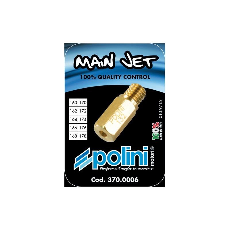 /> 178 Cofflet 10 x Gicleur Principal Polini Carburateur PWK Keihin 160