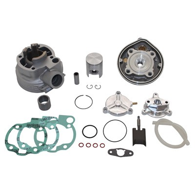 POWER MBK 50 X RIEJU 50 RS1 PEUGEOT 50 XPS BETA 50 RR YAMAHA 50 TZR APRILIA 50 RS 1995 A 2005 DTR PISTON 50 A BOITE ADAPTABLE MINARELLI 50 AM6 IMPORT PARTS BIKE ECO LIMIT X